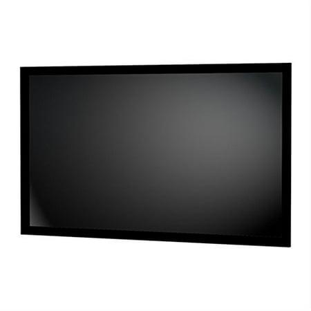 Da-Lite Parallax 0.8 Fixed Frame Projector Screen 28846V - 106 inch Diagonal (52x92) - [16:9] - 0.8 Gain 106' Diagonal Da Mat