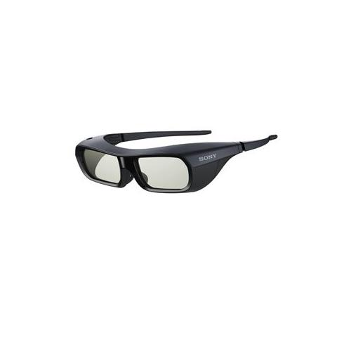 Refurbished Sony TDG-BR250/B 3D Active Glasses - Adjustable, USB Rechargeable (ished)