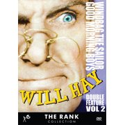 Will Hay Double Feature Volume 2: Windbag the Sailor / Good Morning Boys (DVD)
