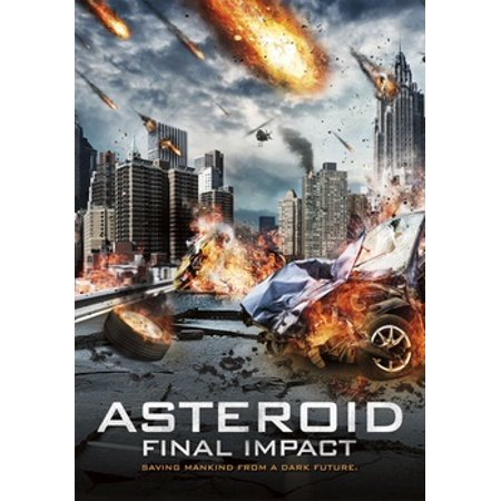Asteroid: Final Impact (DVD) (Halloweens Asteroid)