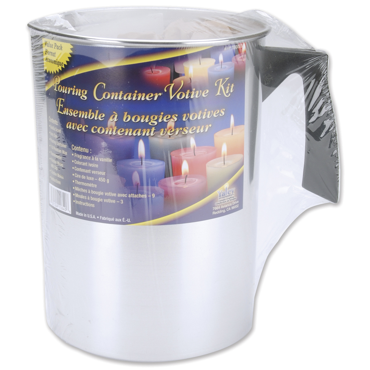 Pouring Container Votive Kit