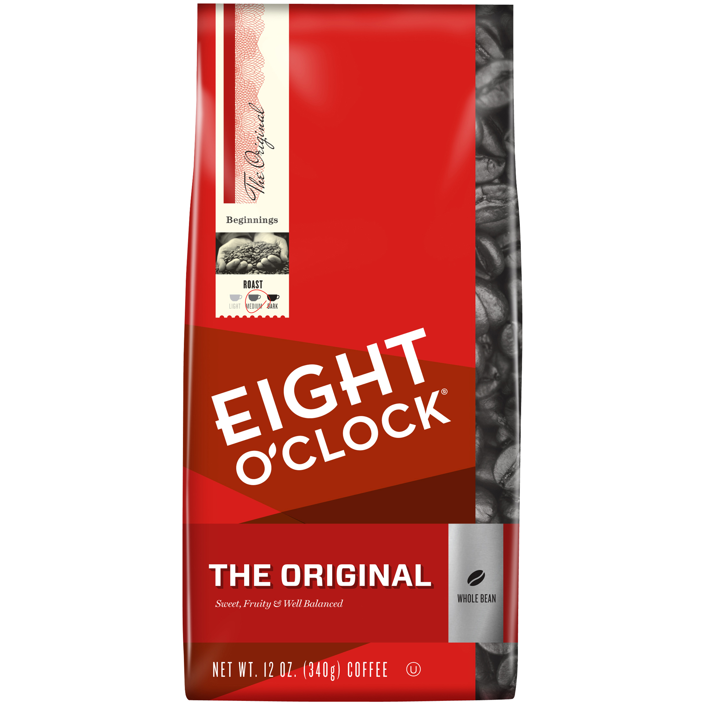 Eight O'Clock® The Original Whole Bean Coffee 12 oz. Bag