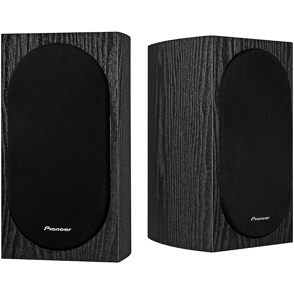 Pioneer SP-BS22-LR 80W Andrew Jones Bookshelf Loudspeakers, Pair