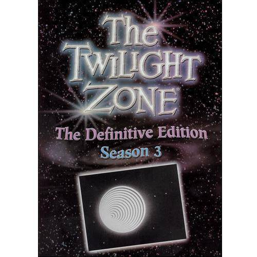 Twilight Zone: Definitive Collection Season #3