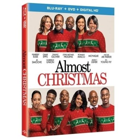 Almost Christmas  Blu Ray   Dvd   Digital Hd   Widescreen