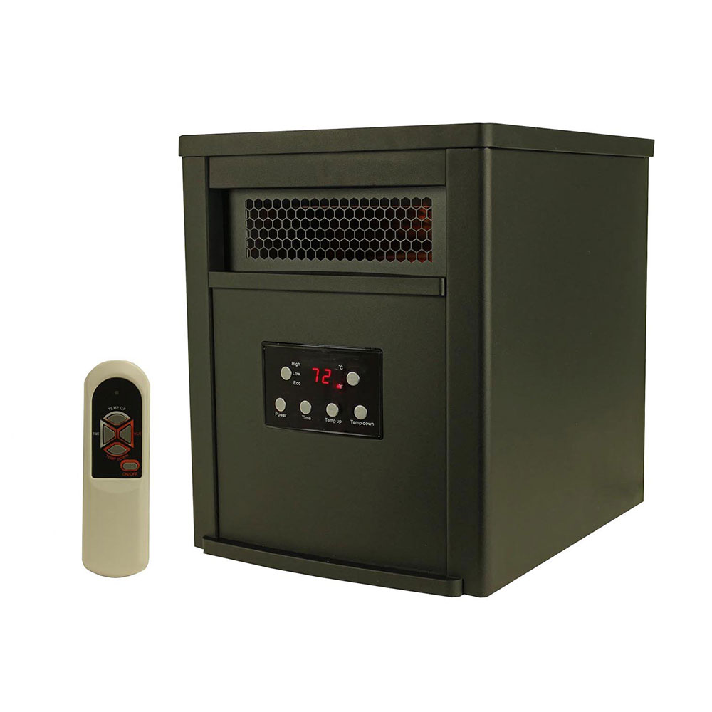 LifeSmart Lifepro Large Room Series 6 Element Infrared Space Heater