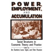 Power, Employment and Accumulation - eBook