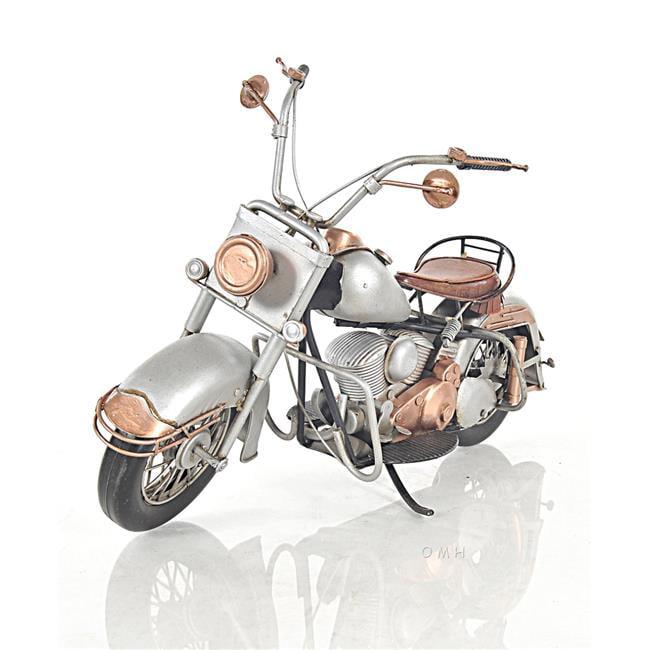 Old Modern Handicrafts 1957 Harley-Davidson Sportster by Old Modern Handicrafts