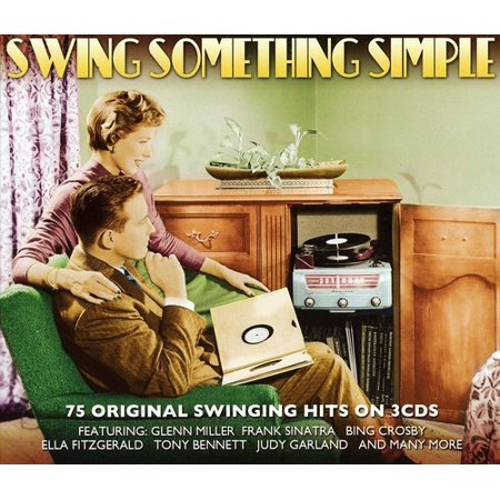Swing Something Simple (Something Simple For Halloween)