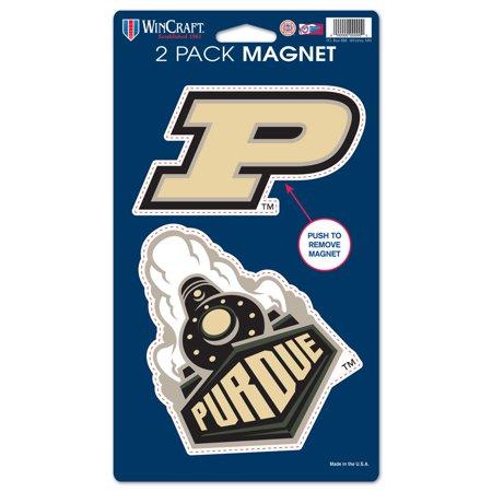 University Magnet Pack (Purdue University Car Magnets (2)