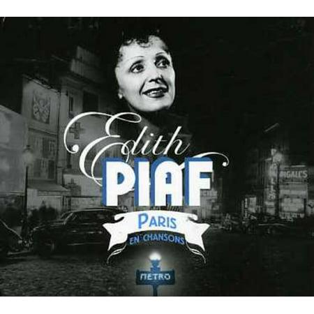 Paris en Chansons (CD)](Chansons Halloween En Francais)