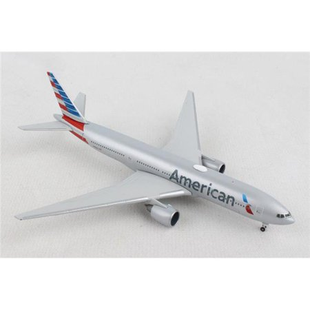 Herpa HE532815 1 by 500 Scale American 777-200ER New Livery Model Aircraft