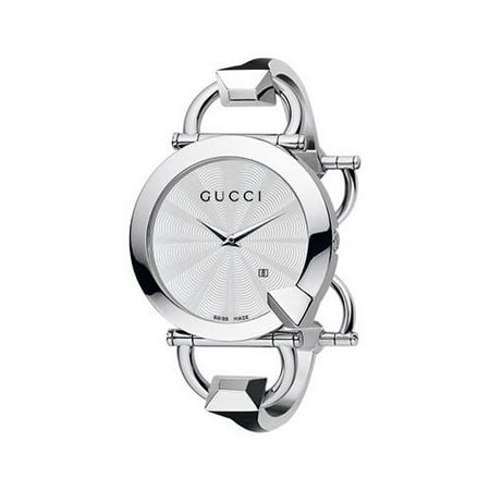 bdf194bfa57 Gucci - CHIODO 122 LADIES WATCH YA122501 - Walmart.com