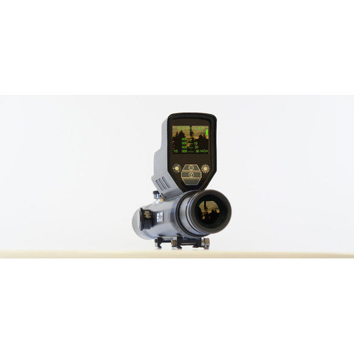 Laxco DigieScope Rifle Scope, Black