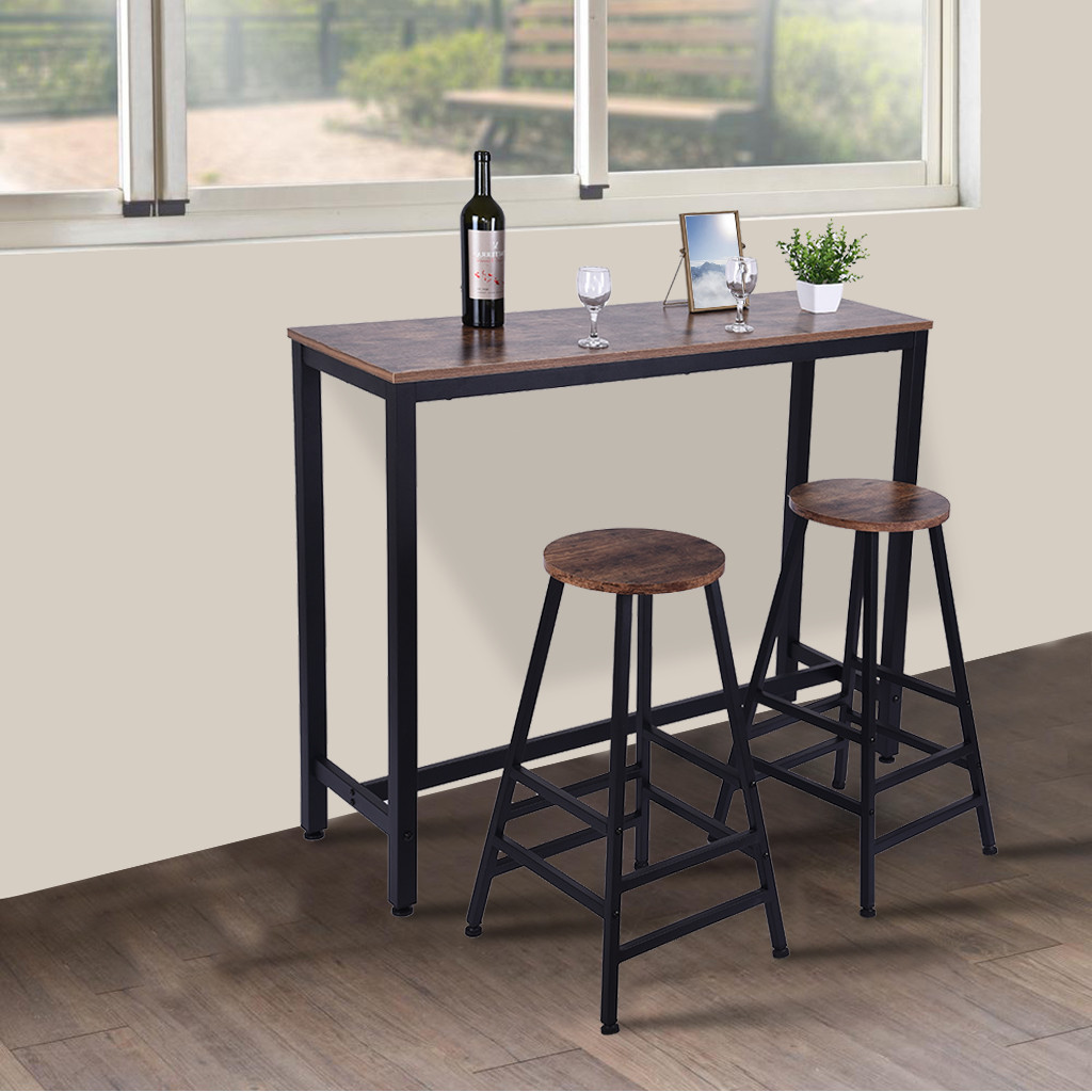 household pub table counter height dining table for