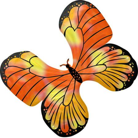 Iridescent Monarch Butterfly Balloon 30