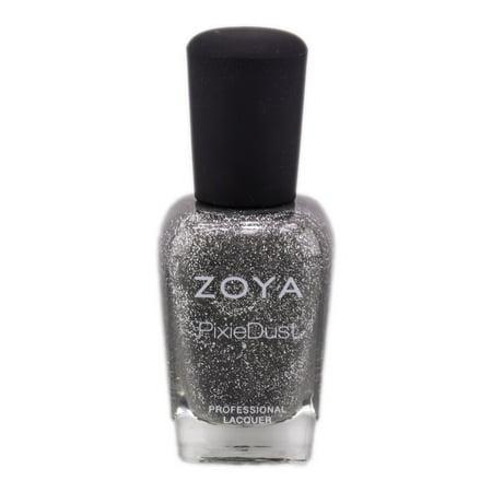 Zoya Pixie Dust Nail Polish - Color : London - - Izzy Pixie Dust