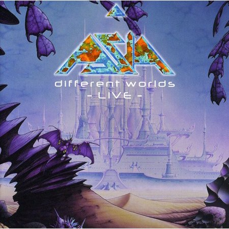 Definitive Worlds Live (CD) (Asia Live Cd)