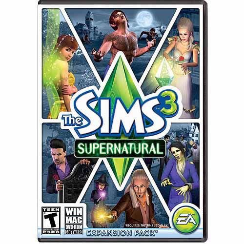 Sims 3 Supernatural Expansion Pack (PC/Mac) (Digital Code)