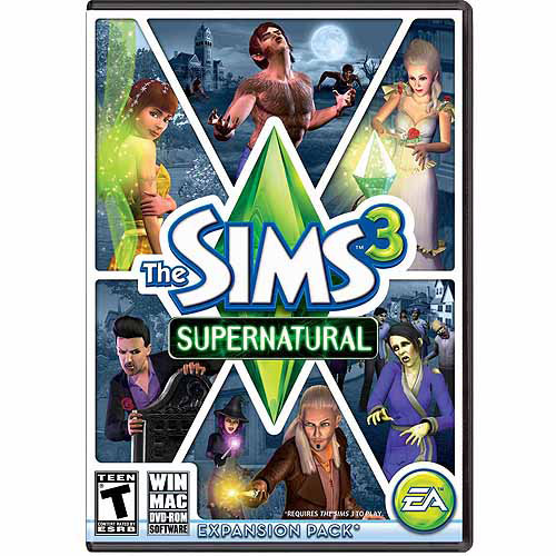 Sims 3 Supernatural Expansion Pack (PC/Mac) (Digital Code)