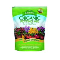 AP8 8-Quart Organic Potting Mix, Potting soil By Espoma