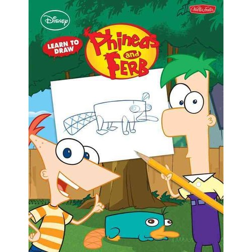 Learn to Draw Phineas and Ferb