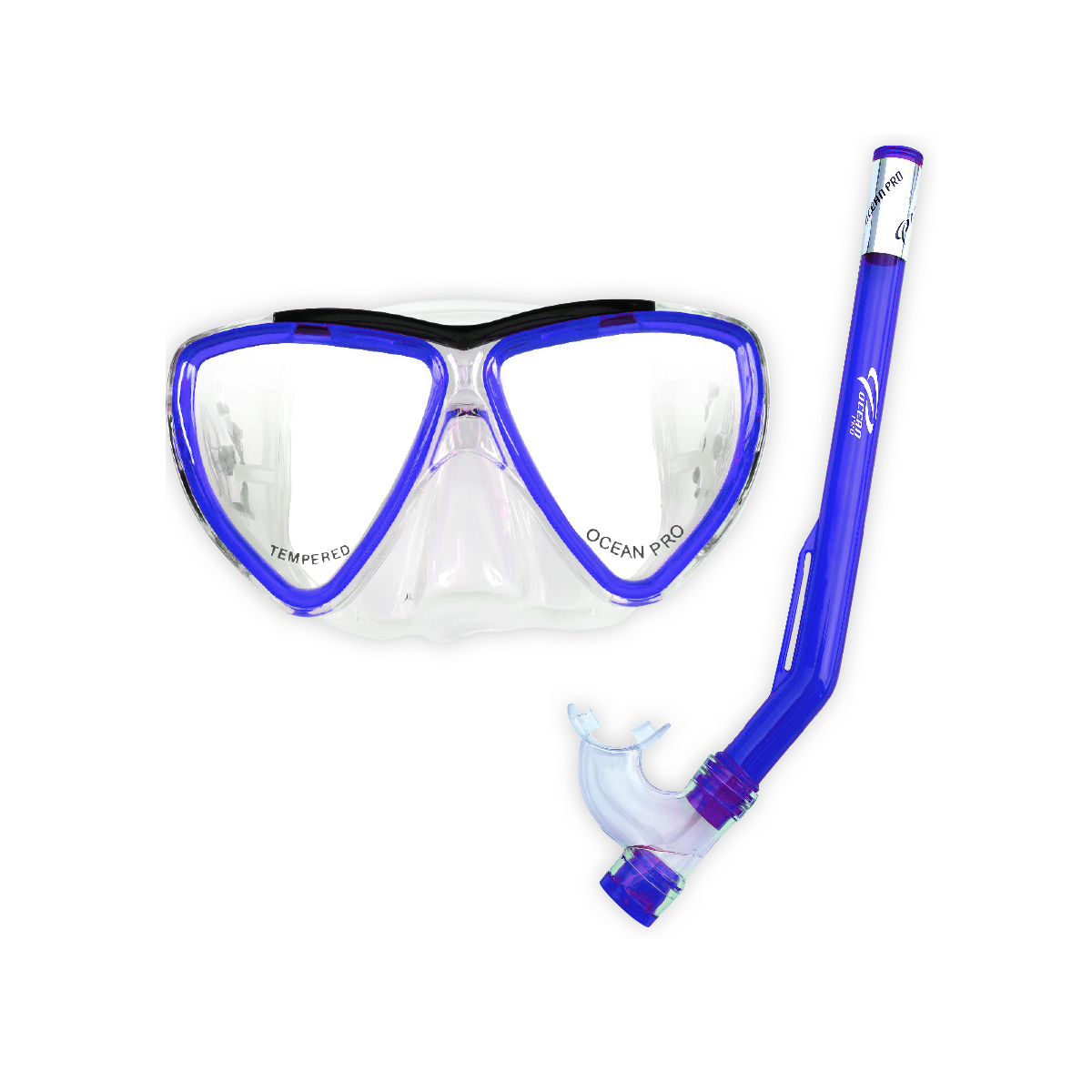 Oceanpro Tyke Junior Mask and Snorkel Combo by Oceanic