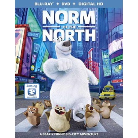 Norm of the North (Blu-ray) - Anime North Halloween 2017