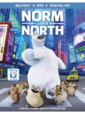 Norm of the North (Blu-ray)