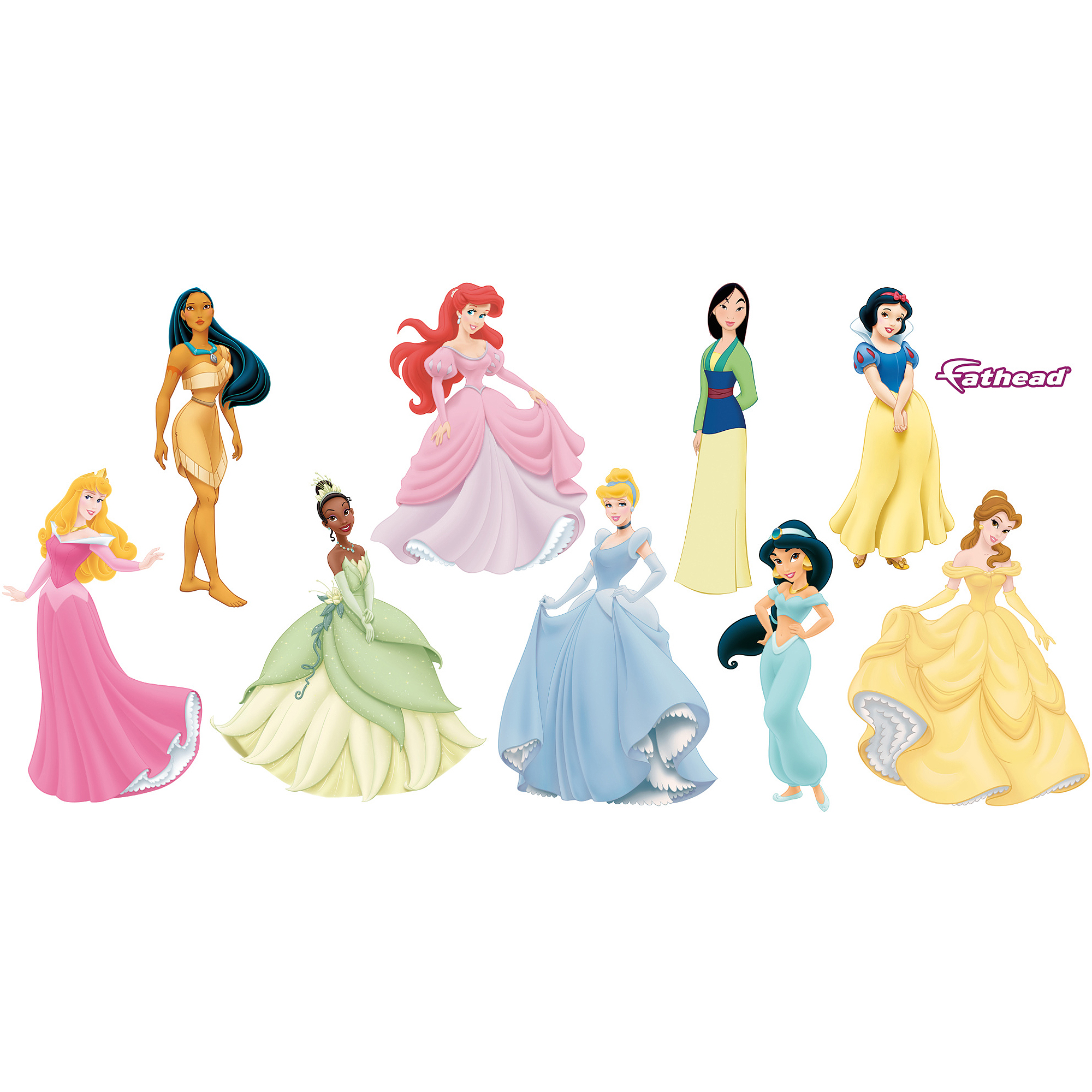 Fathead Disney Princess