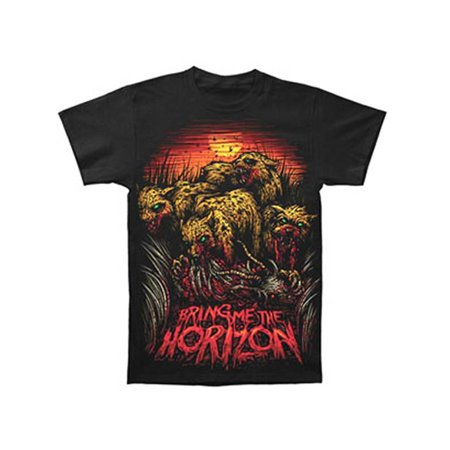Bring Me The Horizon Men's  T-shirt Black (Bring Me The Horizon Band Members Names)
