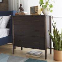 MoDRN Mid-Century Martin 3 Drawer Dresser
