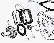 np435 bearing retainer ford 4 31 64 casting number of 13559 wt291 6 NP435 PTO np435 bearing retainer ford 4 31 64 casting number of 13559 wt291 6 walmart