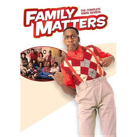 Family Matters: The Complete Ninth Season - Family Matters Dog Day Halloween Part 1