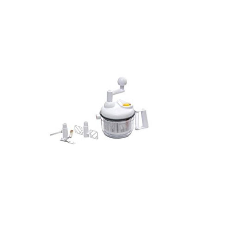 KitchenWorthy Manual Food Processor (Sold by 1 pack of 12 items)