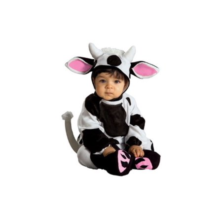 Baby Cow Costume Rubies 81222 888086, 6-12mo](Cute Cow Costumes)