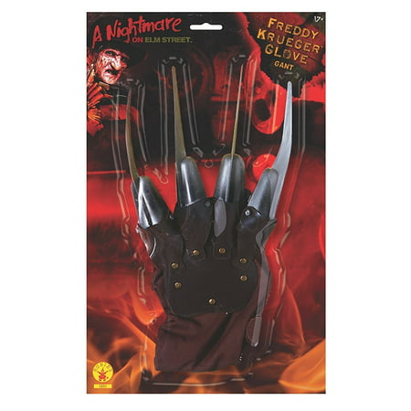 Nightmare on Elm Street Freddy Krueger Plastic Costume Glove - Nightmare On Elm Street Costume
