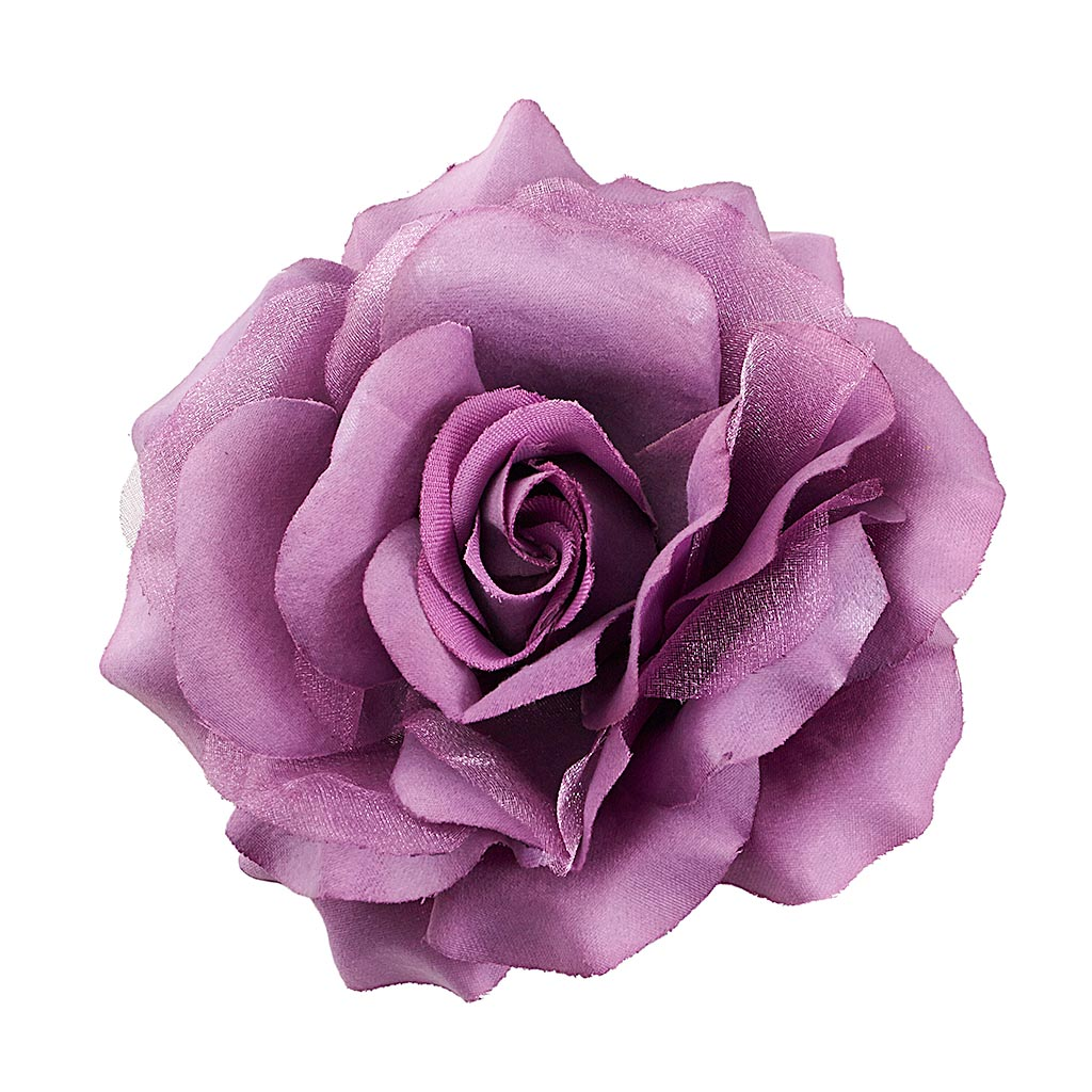 Greatlookz Pretty Petals Shimmer Organza Flower Clip or Pin