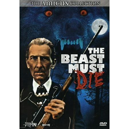 The Beast Must Die (DVD)