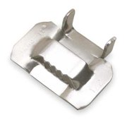 BAND-IT GRC254 Strapping Buckle,1/2 In.,PK50