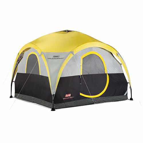 Coleman 2-For-1 All Day 4-Person Shelter and Tent  sc 1 st  Walmart & Coleman 2-For-1 All Day 4-Person Shelter and Tent - Walmart.com