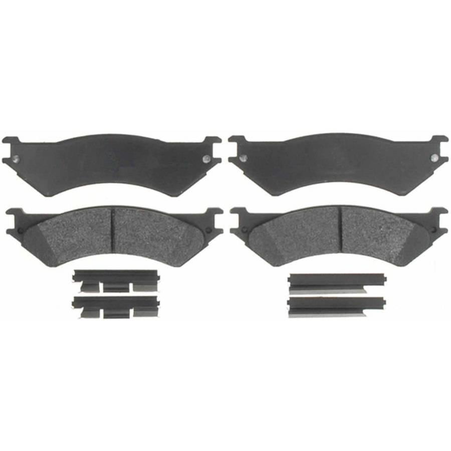 ACDelco Brake Pad Kit, #17D802Mh