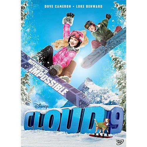 Cloud 9 (DVD + Snowboard Decals) (Walmart Exclusive) (Widescreen)