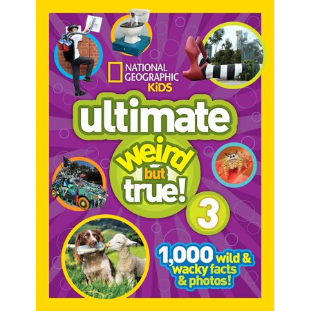 Wild West Fun Facts (National Geographic Kids Ultimate Weird but True 3 : 1,000 Wild and Wacky Facts and)