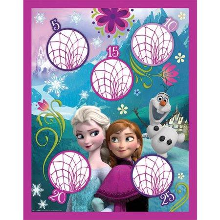 Astonishing Disney Frozen Bean Bag Toss Creativecarmelina Interior Chair Design Creativecarmelinacom
