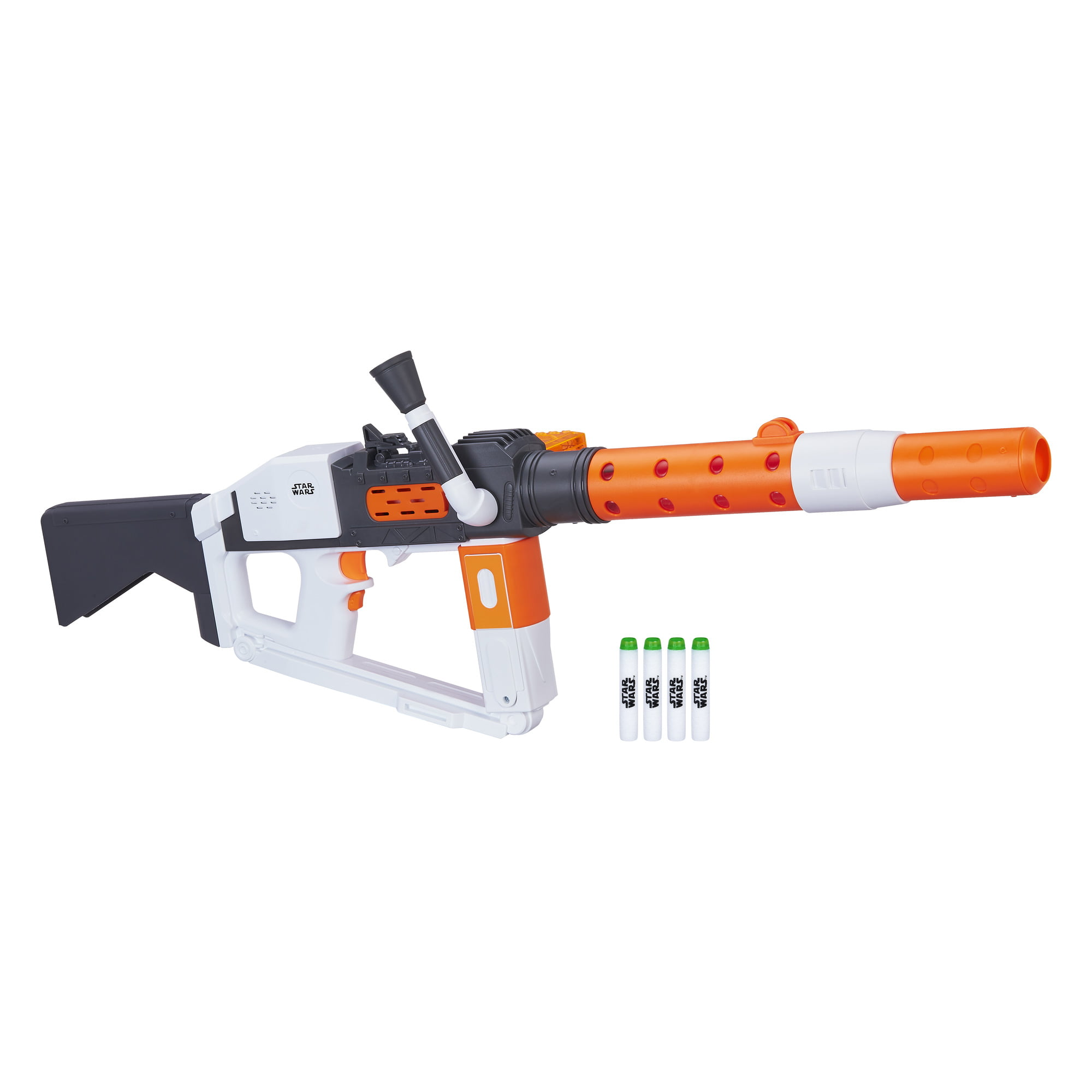 Star Wars Nerf First Order Stormtrooper Deluxe Blaster by Hasbro Inc.