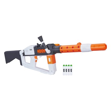 Star Wars Nerf First Order Stormtrooper Deluxe Blaster - Stormtrooper Marshmallows