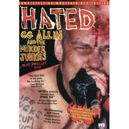 Hated (DVD) ()