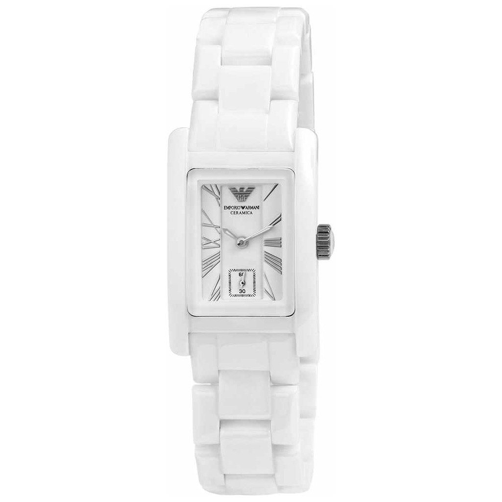Emporio Armani Ladies' Ceramica Watch AR1409