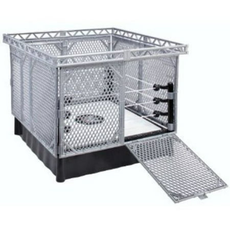 WWE Wrestling Superstar Rings Steel Cage Action Figure